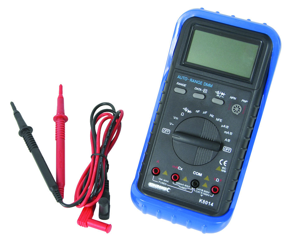 Digital Multimeter Professional