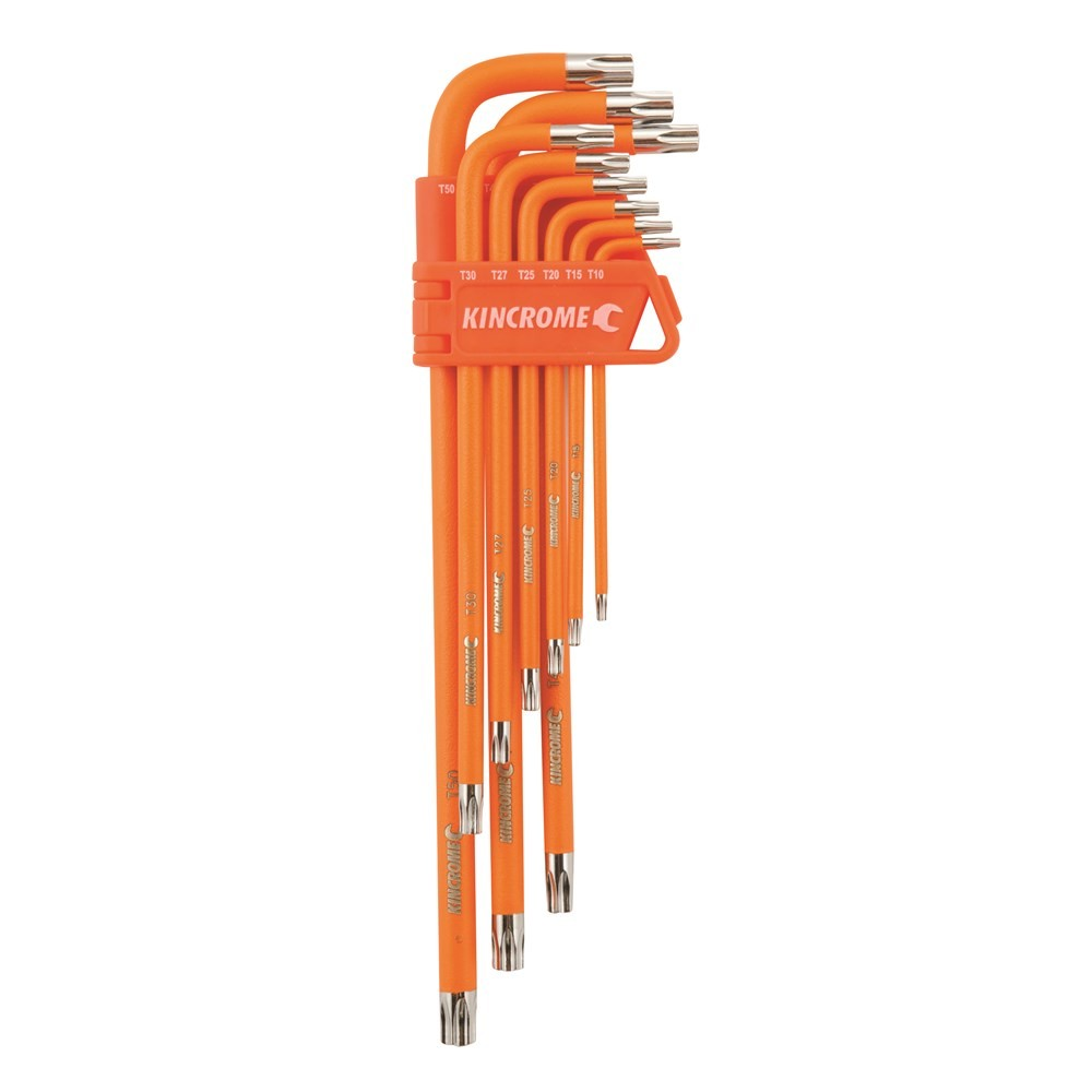 KEY WRENCH SET 9 PIECE T/PROOF