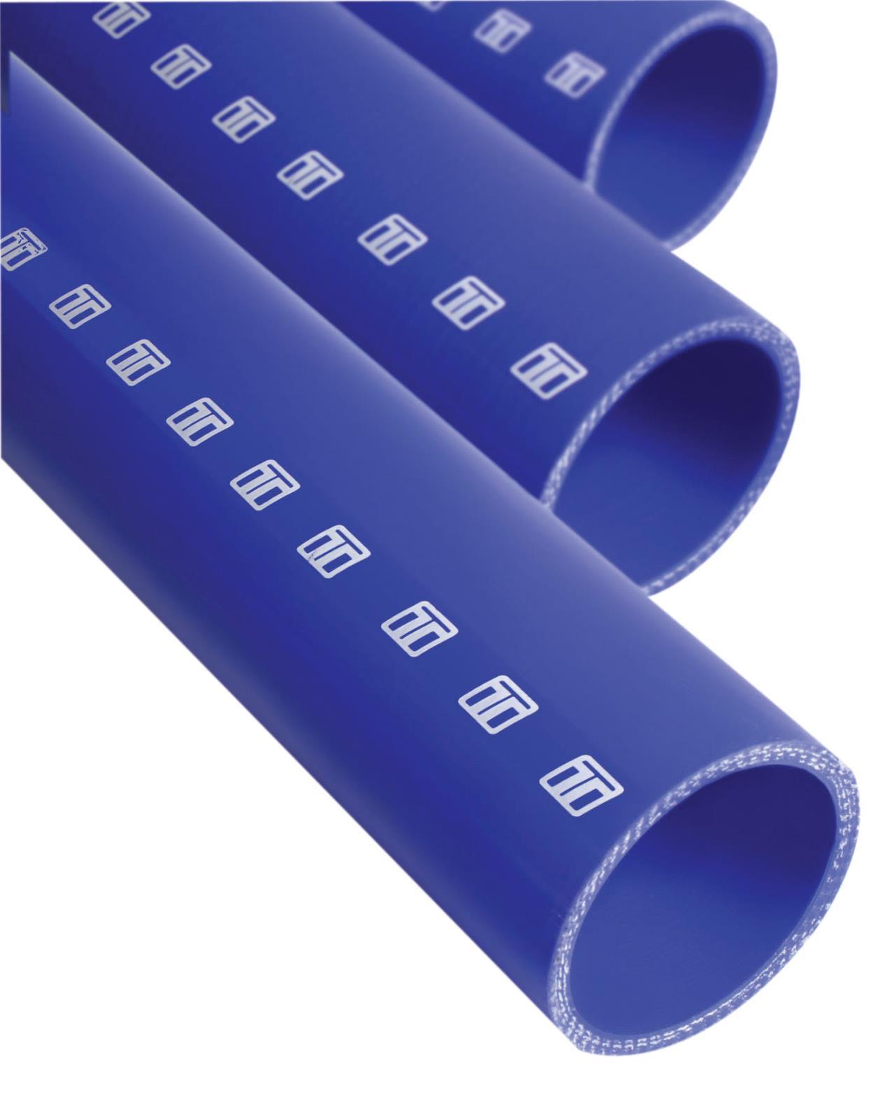 """Straight 1.25"""" ID x 610mm Blue"""