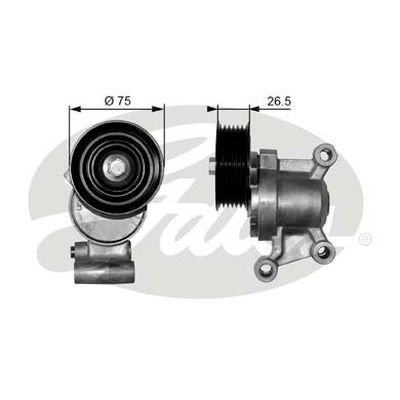 Drive Belt Automatic Tensioner