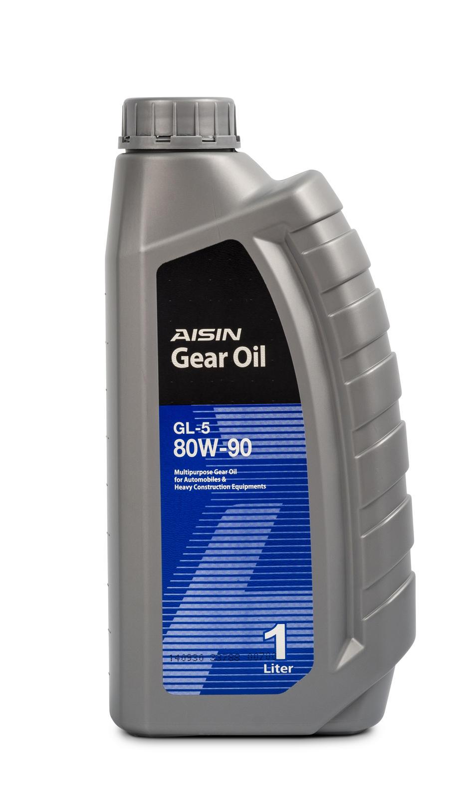 GL-5 80W-90 Gear Oil