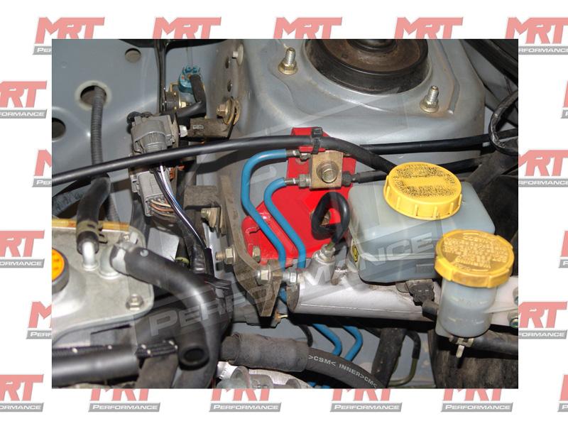 Brake Master Cylinder Support Bracket RHD MY01-07 WRX