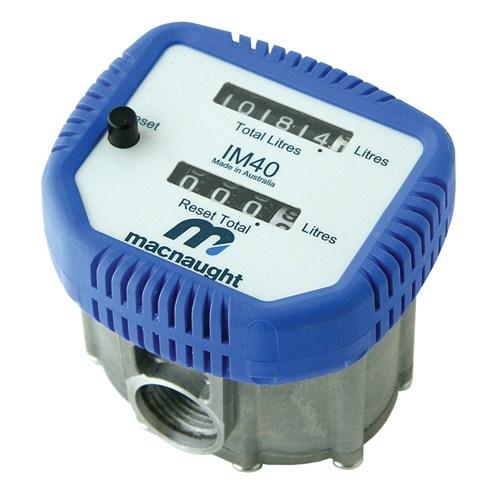 Mechanical Oil Meter - 1/2