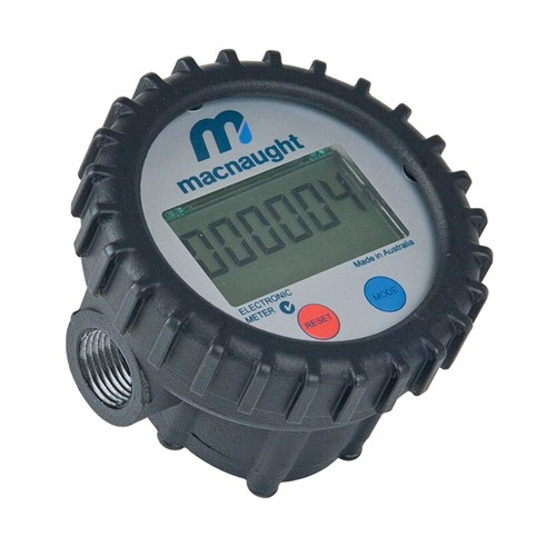 Electronic Oil Meter - 1/2