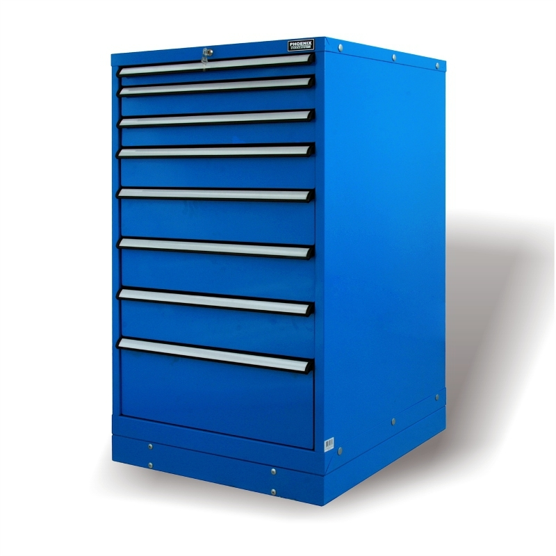 High Density Cabinet - 8 Drawer