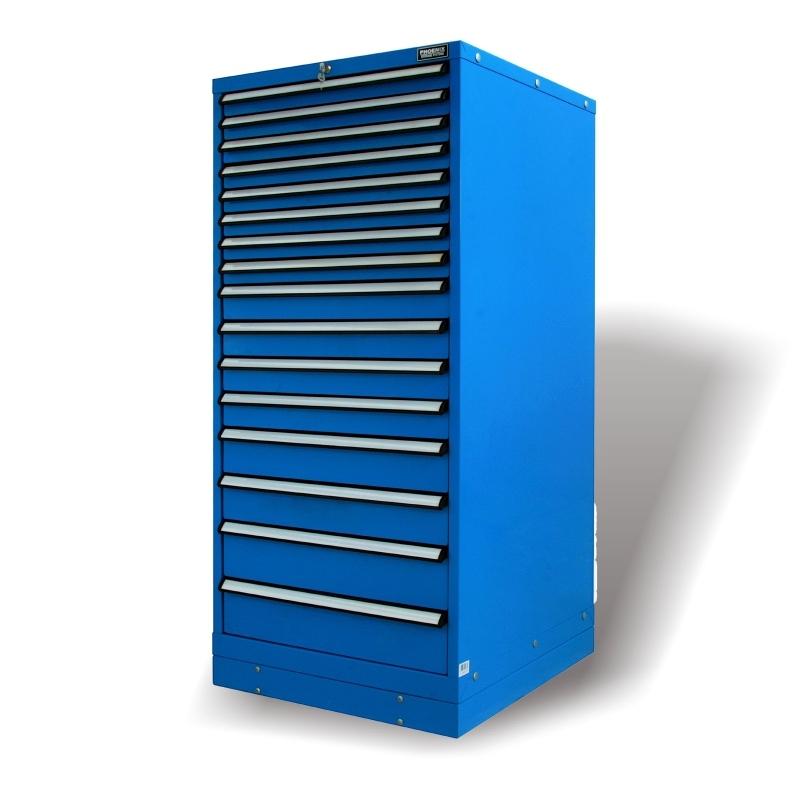 High Density Cabinet - 16 Drawer