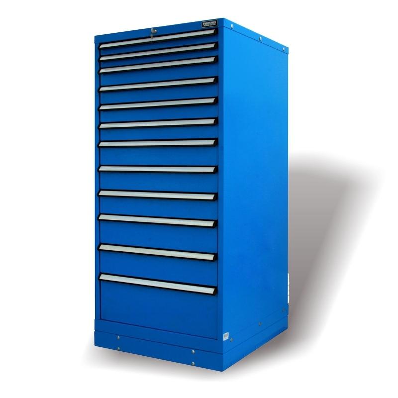 High Density Cabinet - 12 Drawer