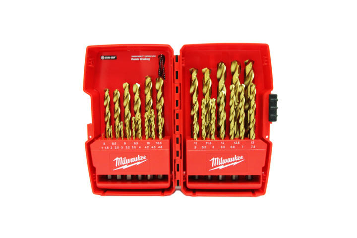 29PCE THUNDERBOLT DRILL SET METRIC