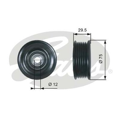 Drive Belt Pulley