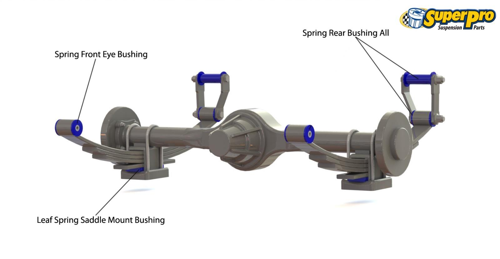 Subaru Control Arm Bushing
