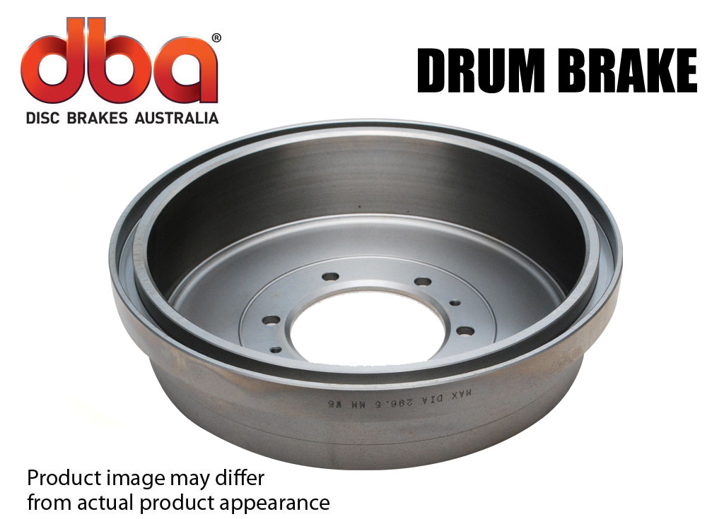 MRT Performance DBA with Max skimmed drum measure [mm] 296 5